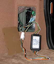 Troubleshooting Trailer Lights >> Installing And Troubleshooting The Range Rover Trailer