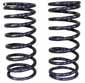 Front Coil Springs in Range Rover 4.0 Kit