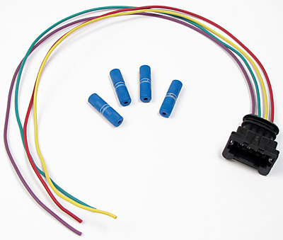 tail lamp wiring harness repair kit for discovery series. Black Bedroom Furniture Sets. Home Design Ideas