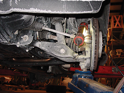 Discovery 3 Air Suspension Control Module Location