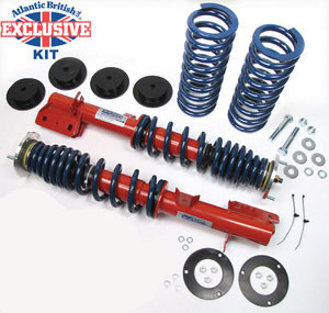 coil spring conversion kit from Atlantic British