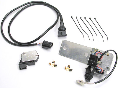 STC1856 - Land Rover Ignition Amplifier Module Relocation Kit