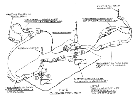 install the occasional rear seat on rrc rh roverparts com Range Rover Wiring Diagram PDF Range Rover Seat Wiring Diagrams