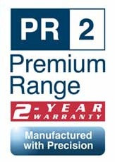 PR2 Premium Range 2 Year Warranty
