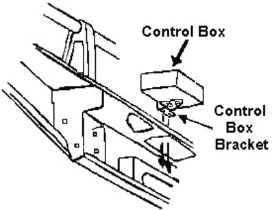 Control Box and Control Box Bracket