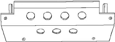 Discovery 1 steering guard diagram