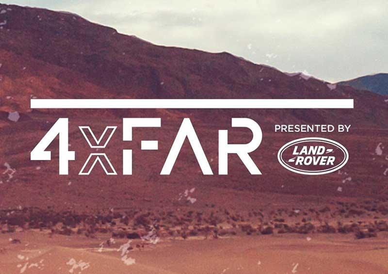 Land Rover 4xFAR Logo