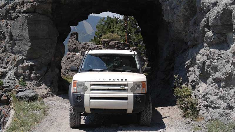 LR3 in Arch Tree Pass