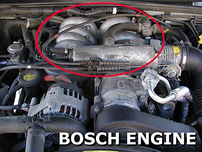 gems vs bosch engines land rover discovery i series ii range rover