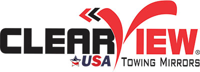 Clearview USA Towing Mirrors Logo