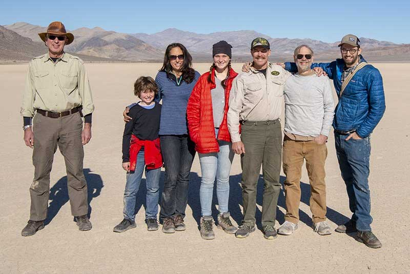 Death Valley Group Shot