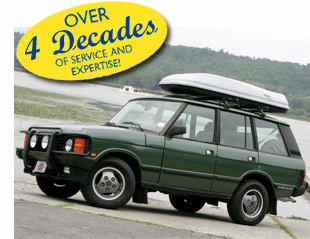 Range Rover Classic Parts Catalog
