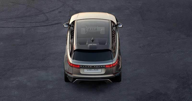 Range Rover Velar Promo Shot