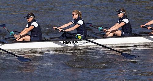 Oxford Women's Crew Team
