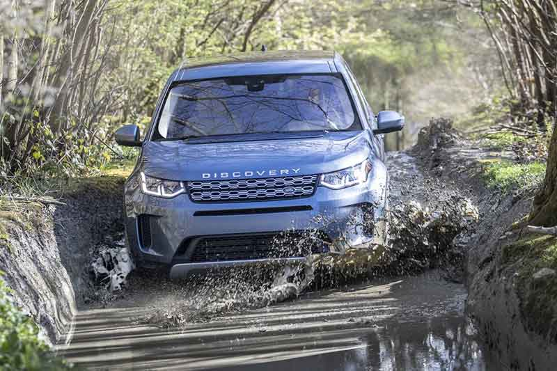 2020 Discovery Sport Of-froading