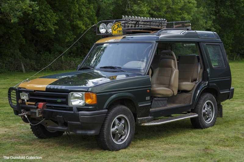 Dunsfold Collection Schizo Disco Land Rover Discovery 1