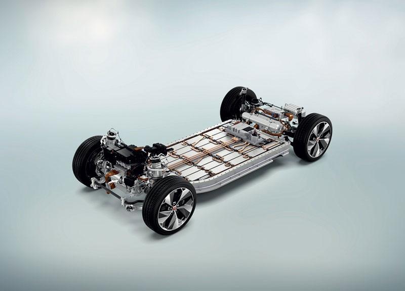 next-generation Electric Drive Unit