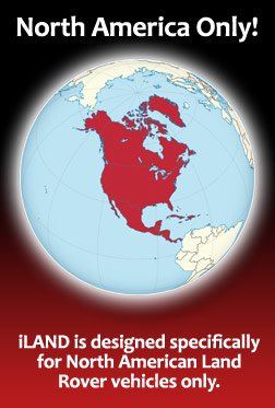 iLAND Is For North America Only