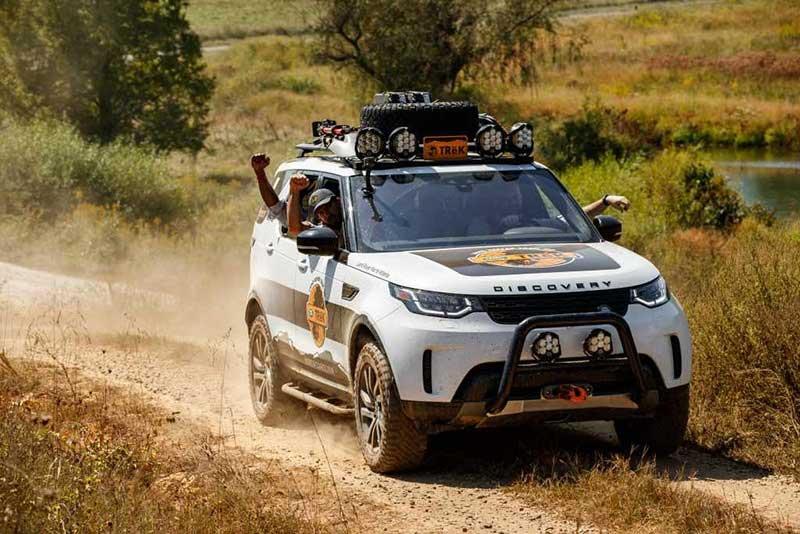 2019 Land Rover TReK Team Shot