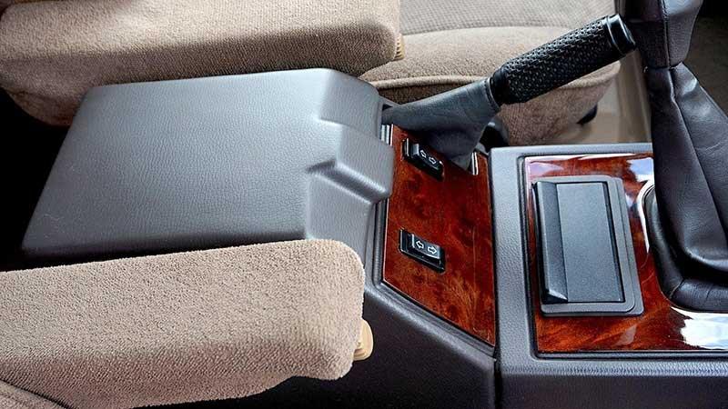 Range Rover Classic Walnut Veneer