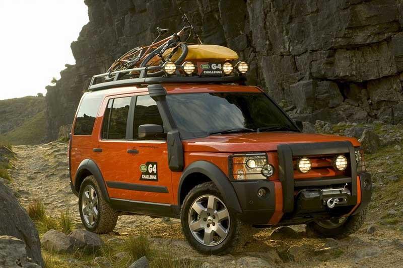 2006 Land Rover LR3 G4 Edition