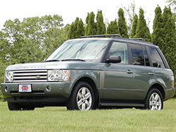 Range Rover Parts: For Full Size Range Rover With 4 4 BMW Engine