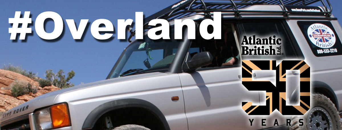 Overland products from Atlantic British