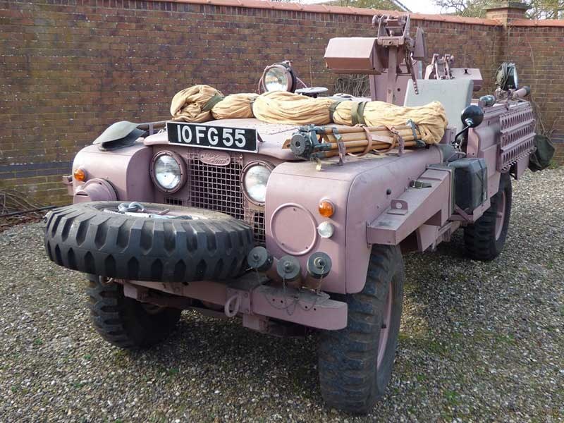 Land Rover Pink Panther For Sale