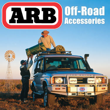 ARB Off-Road Accessories