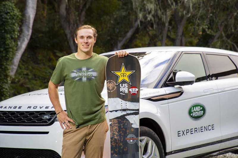 Land Rover Sponsoring American Ski And Snowboard Team