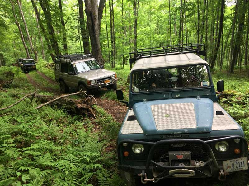 VOLR 2018 trail ride