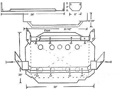 Defender gear box installation diagram