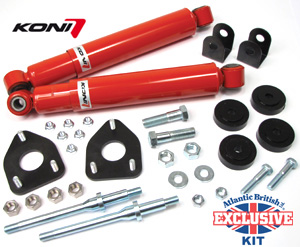 Performance Rear Shock Replacement Kit