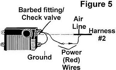 electrical diagram for harness 2
