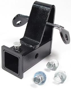 trailer hitch receiver for land rover lr3 lr4 range. Black Bedroom Furniture Sets. Home Design Ideas