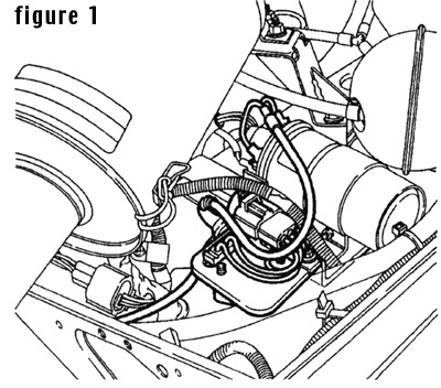 Ignition Amplifier Module Relocation Kit Instructions