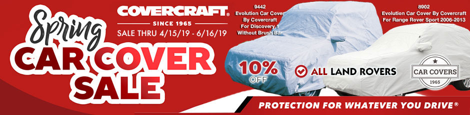 Spring Sale On Covercraft Evolution Car Covers