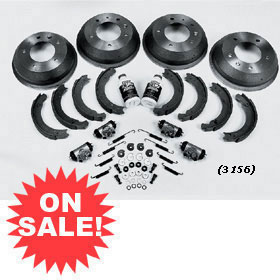 Brake Rebuild Kits For Series & Defender On SALE!