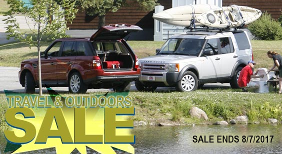Travel and Outdoor Sale