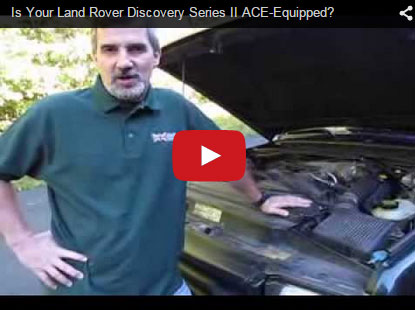 video on ACE equipped Land Rovers