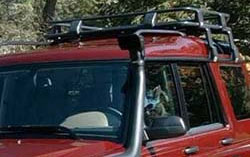 Land Rover Safari Snorkel