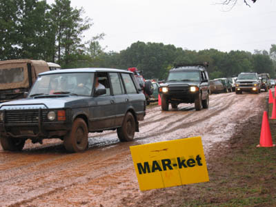 MAR Mid-Atlantic Land Rover Rally
