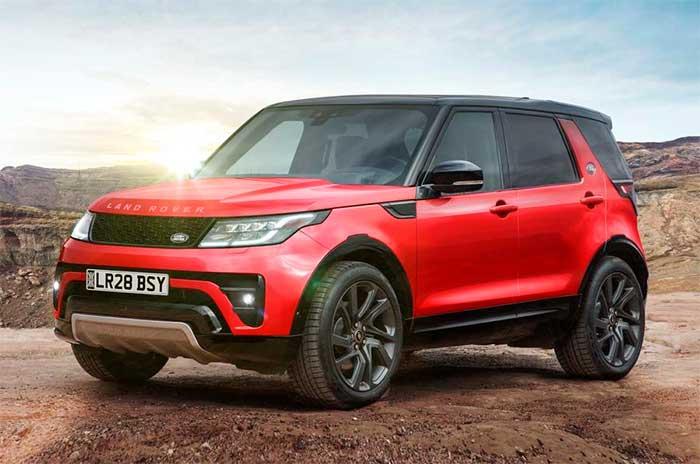 New Land Rover Freelander Render