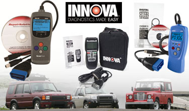 Innova Diagnostic Tools For Your Land Rover