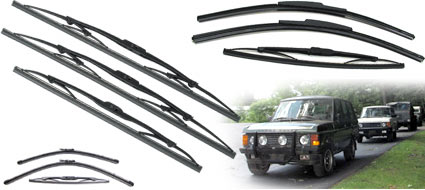 Standard Wiper Blade Kits for Land Rovers