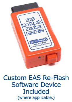 Custom EAS Re-Flash Software Device Included