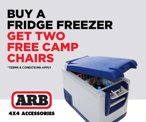 ARB portable fridge